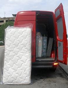 sleepyhead beds van